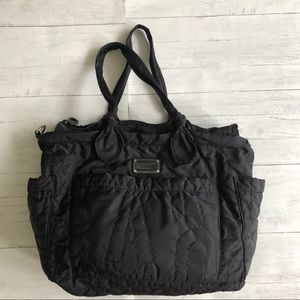 MARC By MARC JACOBS Nylon Eliz-a-baby Diaper Bag